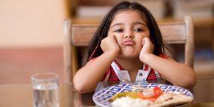 Mengalami penurunan nafsu makan