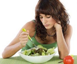 Nafsu makan menurun