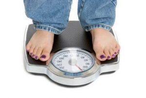 berat badan menurun