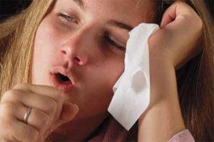 Mengalami batuk dan sulit untuk disembuhkan