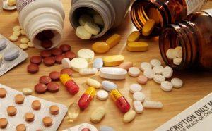 Penggunaan Obat-Obatan