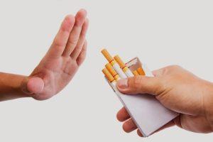 berhenti merokok dan menghindari asap rokok