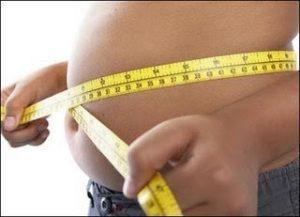 hindari kegemukan atau obesitas