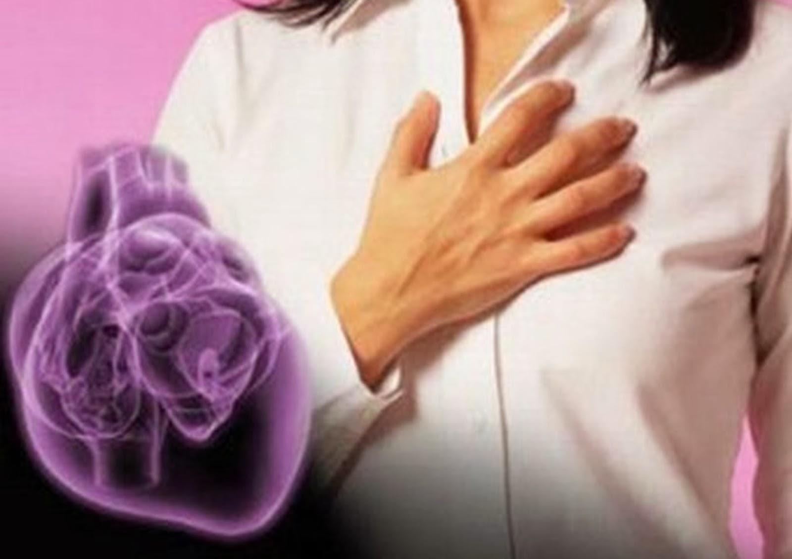 Ciri dari Penyakit Lemah Jantung