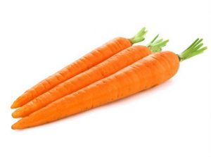 wortel dan ubi jalar